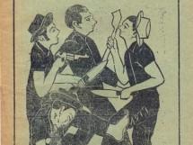 Antonio da Mulatinha_O folheto da brigada em Salgado de Solânea; O mouco serrando o toco e a mouca aparando o pó