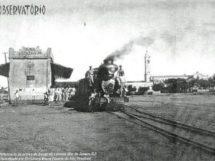 Antiga Estação de Cajazeiras_Locomotiva a Vapor_01