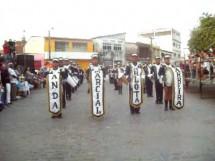 Banda Marcial Carlota Barreira