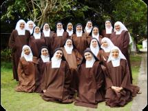 Carmelo CoraçãoSagrado de Jesus-Madre Teresa_Monjas2