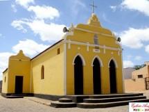 Igreja Matriz Algodão de Jandaíra