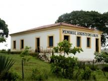 MEMORIAL AUGUSTO DOS ANJOS - SAPÉ