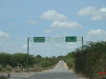 São Vicente do Seeridó_entrada da cidade