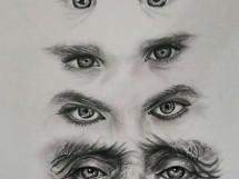 estudo dos olhos