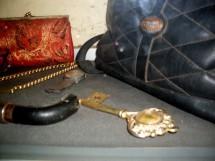 objetos pessoais de Margarida Maria Alves