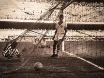 Garrincha preso nas redes_Alberto Ferreira