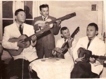 Lourival, Dimas, Otacílio e Pinto