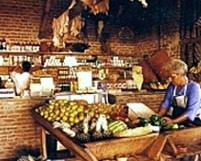 O Mangai começou com uma bodega de produtos do Sertão