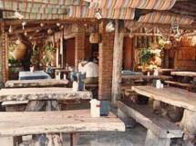 Restaurante Mangai na Paraíba, em 1990