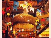 Restaurante Mangai_detalhe_teto