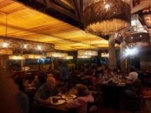 Restaurante Mangai_noite