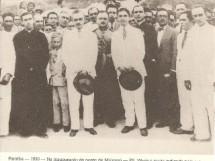 Silvino Olavo inauguração_ ponte em Mulungu