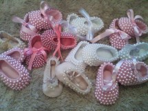 Solange Tranquilino - sapatinhos bebê