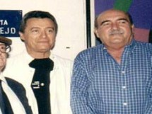 William Tejo, Mozart Santos e Lindaci Medeiros