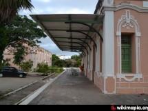 Antiga Estação de Bananeiras 2