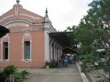 Antiga Estação de Bananeiras 4