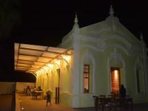 Antiga Estação de Bananeiras_Restaurante
