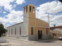 Igreja de Nossa Senhora da Guia em Nova Palmeira