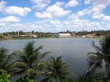Lagoa de Den 5tro