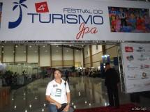 Marilu no 4º festival de turismo