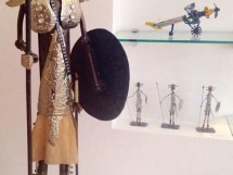 Peça Dom Quixote do artista João de Deus Cavalcante