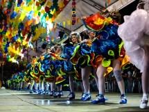 Festival Municipal de Quadrilhas Juninas 2014