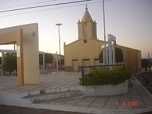 g_Igreja Matriz - Bernardino Batista-PB
