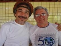 joão paraibano e seu amigo Santana