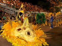 Apresentação império do samba