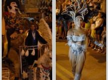 Desfile da Escola de Samba Unidos do Beira Rio