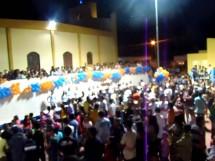 Festa_Emancipação_Politica_Damião_ 2014(20 anos)Bolo de 20 metros