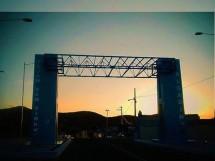 Portico de entrada_ Salgadinho