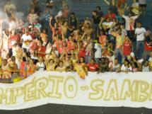 Torcida império do samba