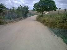 cidade_caldas brandão_estrada que liga cajá a caldas brandão