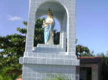 monumento de Nossa Senhora do Rosário