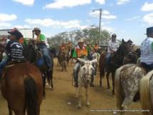 cavalgada em comemoração a emancipação 2