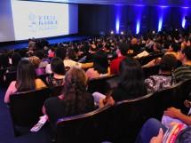 mostra de cinema no Fest-Aruanda