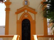 Capela - anexo ao Palácio Episcopal da Cúria Diocesana de Cajazeiras