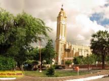 catedral e palacio episcopal cajazeiras