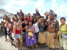 Tribo Indigena Tabajara em Barra de Gramame
