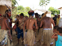 Tribo Indigena Tabajara em Barra de Gramame_3