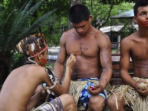 Tribo Indigena Tabajara_Grameme_4