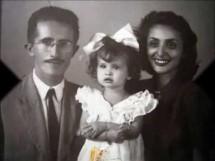 FélixAraújo e esposa_ Mariado SocorroDouettes e filhaTamar