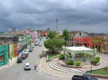 Vista aérea-praça central_Areia
