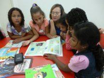 Biblioteca Livro em Roda - 2