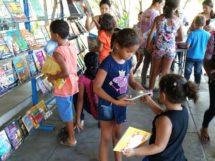 Biblioteca Livro em Roda - 3
