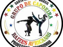 Capoeira Raízes Africanas - Escudo