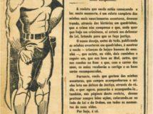 página da revista As Aventuras do Flama, 1963_12