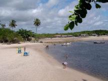 Praia da Barra de Gramame_3