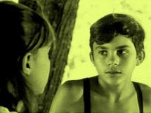 Sávio_Rolim_contracenando com Maria de Fátima Almeida_Filme Menino de Engenho